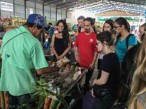 Semester Abroad 2018: ENVS 4810B, Environmental Arts and Food Sovereignty @ Las Nubes EcoCampus   San José Province   Costa Rica