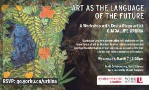 Art as the Language of the Future @ Scott Collaboratory, Scott Library, York University | Toronto | Ontario | Canada